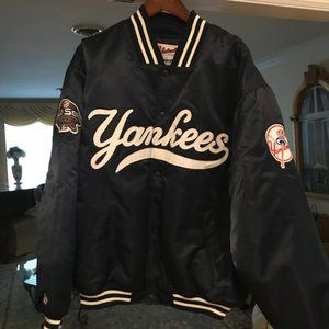Yankees 2001 World Series Jacket - XL - NWOT